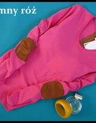 Bluzka Łaty Zip Super cena z wysyłką