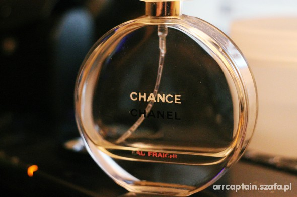 Perfumy Chance Chanel