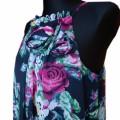 Sukienka róże S M L