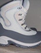 Columbia Buty Trekkingowe Śniegowce 38...