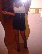 Sukienka Marynarska...