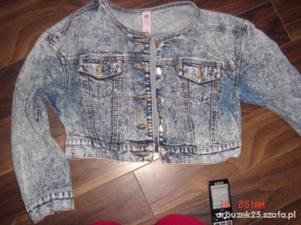 Marmurkowa katana M L Gina tricot