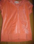 Pomaranczowa bluzka na lato...