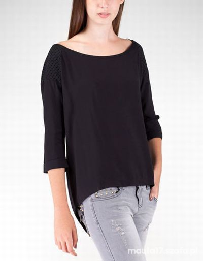 stradivarius koszula zip