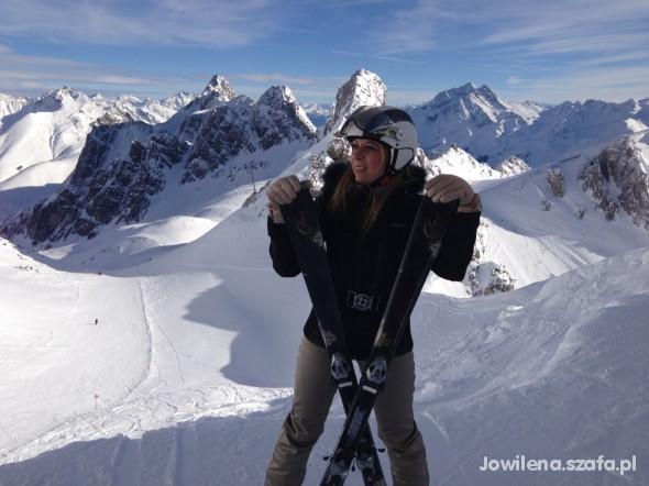 Sportowe wyprawa na narty