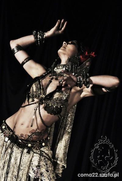 gypsy flamenco tribal