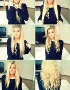 Blond idealny