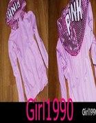 Bluza Pink Rozowa...