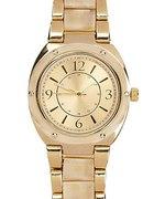 Moj nowy zegarek RIVER ISLAND zloty...