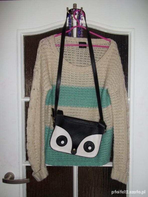 sówka i sweterek...