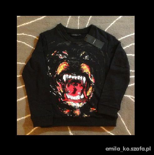 GIVENCHY BLCK ROTWEILER HOODIE