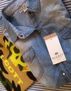 Koszula jasny jeans alcott