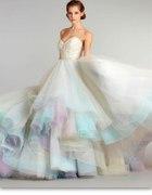 bajkowe suknie ślubne...