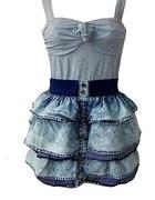 sukienka marmurkowa