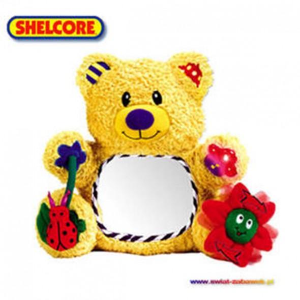 Zabawki Shelcore Miś z lusterkiem