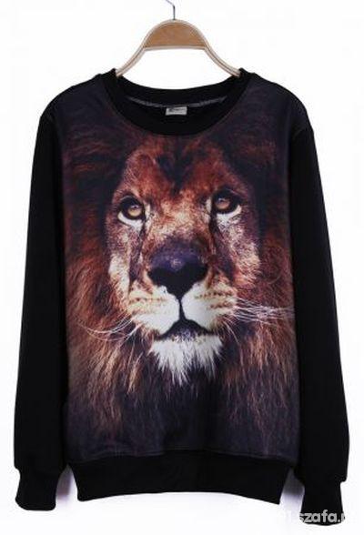 Bluza z tygrysem MUSTHAVE
