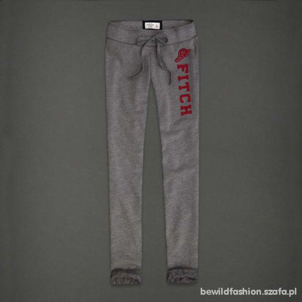 Spodnie dresowe Hollister lub Abercrombie & Fitch...