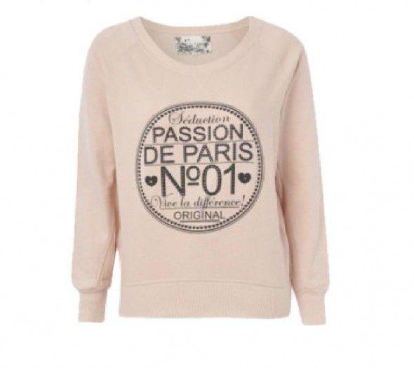 Swetry new look pudrowy róż