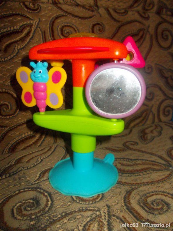 Zabawki grajaca swiecaca zabawka na przyssawce do stolika