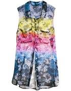 Koszula H&M ombre kwiaty...
