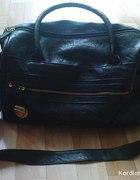 Topshop Pushlock Zip Holdall Bag