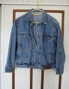 jeans dżins ramoneska kórtka blogerska ESPRIT