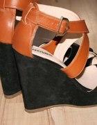 Sandałki Wojas...