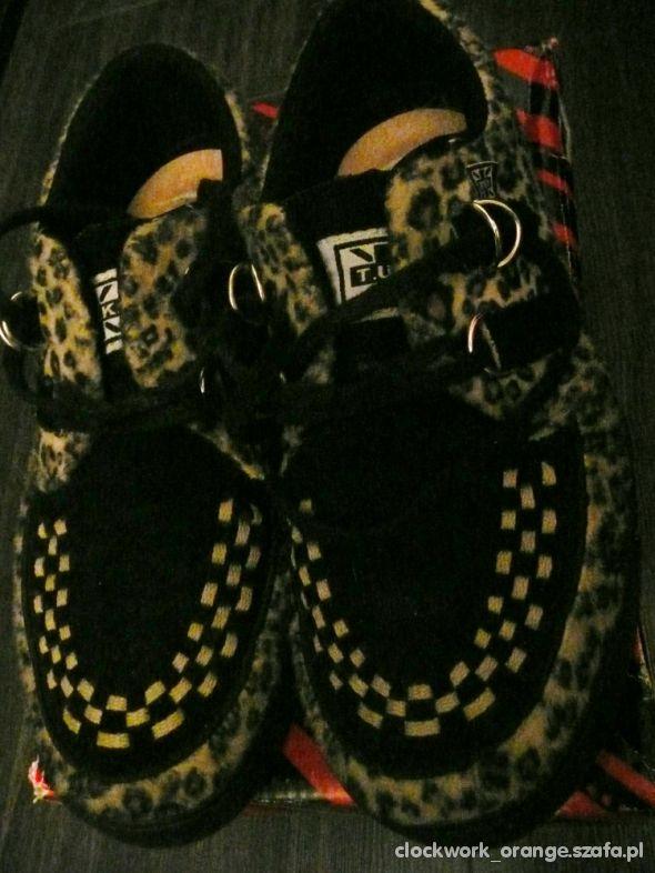 TUK sneakers panterka...