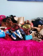Moja kolekcja torebek...