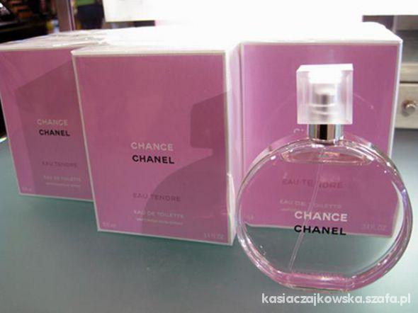 Perfumy CHANEL CHANCE EAU FRAICHE 100 ML EDT
