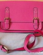 Różowa torebka w stylu cambridge satchel House...