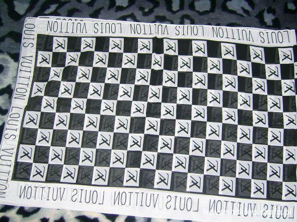 Chusty i apaszki lv Louis Vuitton apaszka chusta nowa