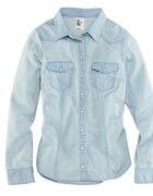 Jeansowa koszula H&M