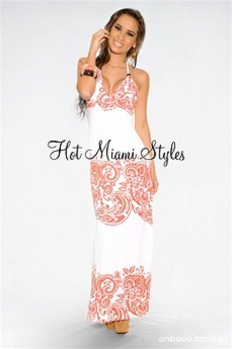 Suknie i sukienki Dluga klasyczna