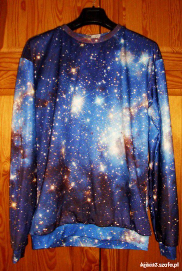 koszula z motywem kosmosu galaxy w Ubrania Szafa.pl