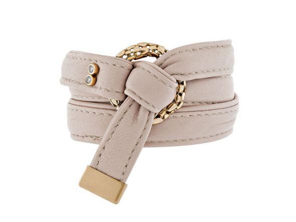 Biżuteria Skórzana bransoletka APART