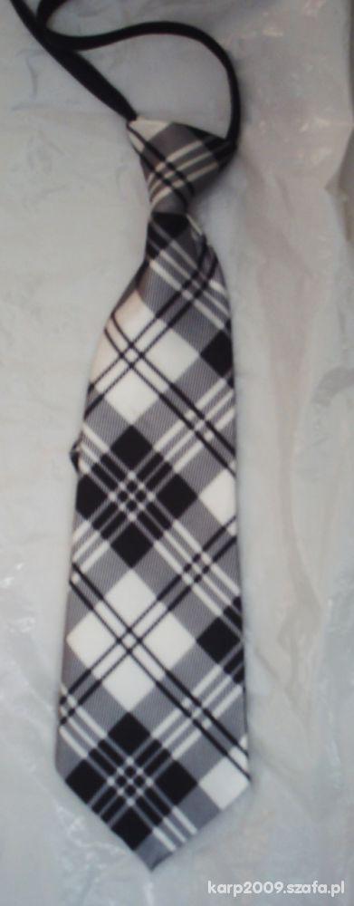Pozostałe krawat krata
