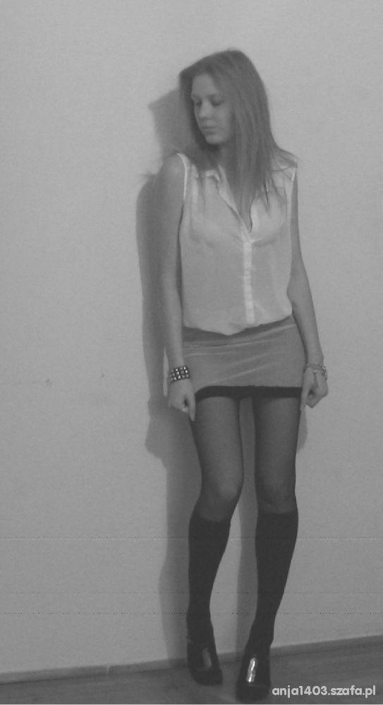 Imprezowe Black and white