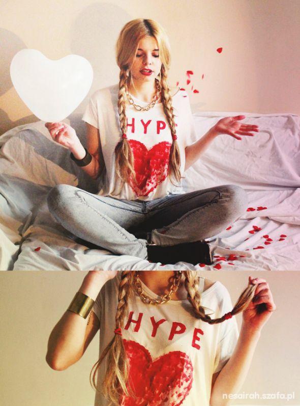 Mój styl HYPE FOR LOVE