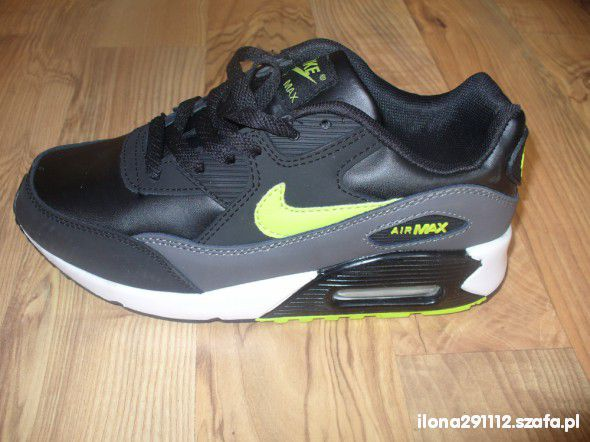 Sportowe Buty Nike Air Max 37 OKAZJA