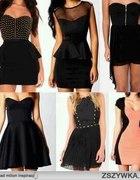 Sukienki xs gorsetowe