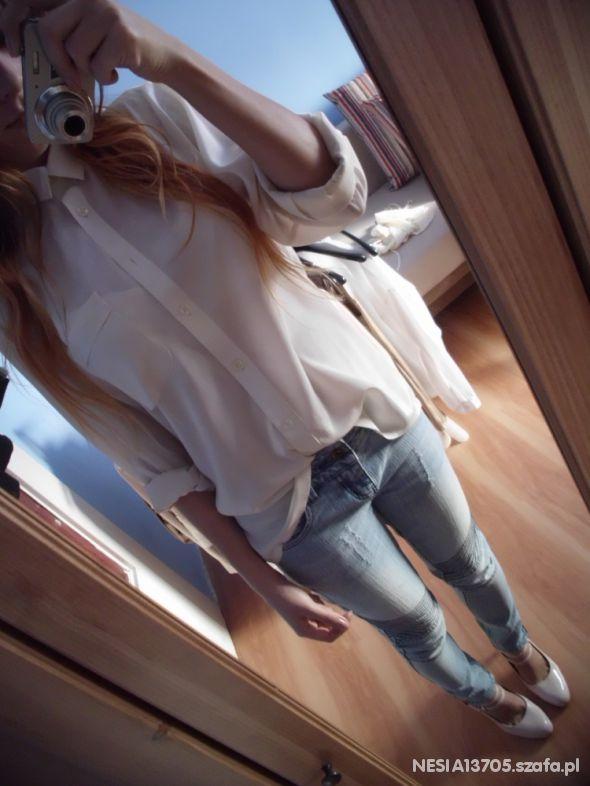 idealna koszula mgiełka oversize