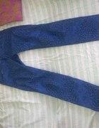 spodnie panterka