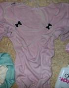 pastelowy ażurowy sweterek serduszka serca cudoo