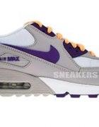 Nike Air max 90 Tech Grey Club Purple White...
