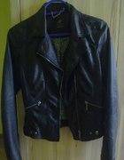 ramoneska skóra TRF Zara XS 34 zip