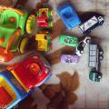 zestaw zabawek sprzedaż lub wymiana