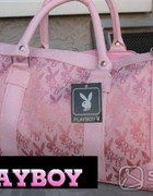 Playboy Różowa Torebeczka...