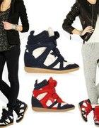 Isabel Marant Sneakers styl miejski na co dzien...