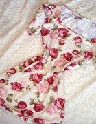 bluzeczka floral 10zł